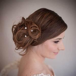 Set Of Pearl Bridal Hair Pins By Chez Bec