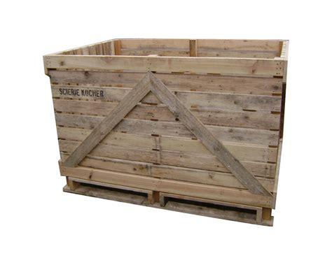 caisse a pommes en bois caisses palettes en bois tous les fournisseurs palox caisse palette en bois