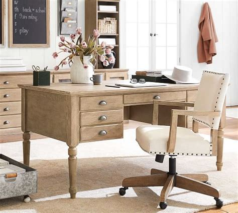 Pottery Barn Printers Desk by Printer S Home Office Furniture Collection Pottery Barn