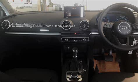 Gambar Mobil Gambar Mobilaudi A3 by Interior Audi A3 Indonesia Autonetmagz