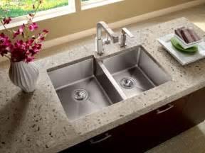 advantages of installing an undermount sink hometone