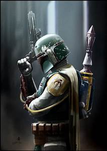 Boba Fett : Bounty Hunter by AndyFairhurst on DeviantArt