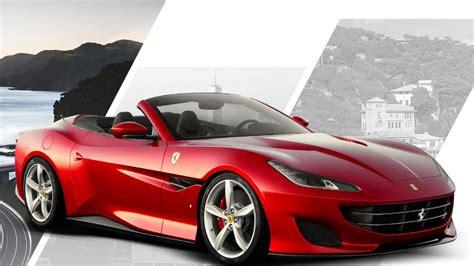 Ferrari Portofino, 4 Seater Hard-top Convertible Launches