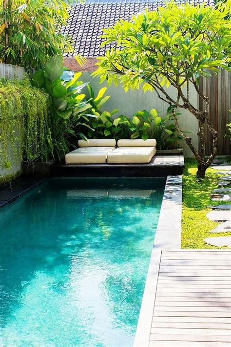 Home Design Backyard Ideas by Awesome Small Pool Design For Home Backyard 40 Hoommy