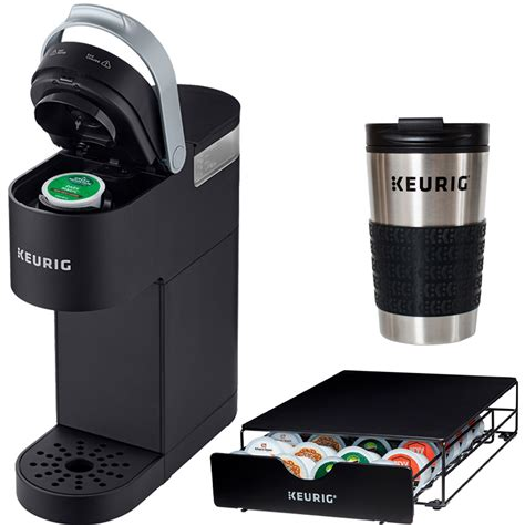 Keurig machines are not just for coffee. Keurig K-Mini Single Serve Coffee Maker with Coffee Pods Storage Drawer and Thermal Cup - Best Buy