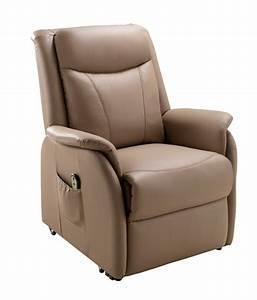 Fauteuil Electrique Conforama : fauteuil relax conforama luxembourg ~ Teatrodelosmanantiales.com Idées de Décoration