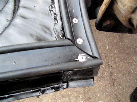 Vw Floor Pan Gasket by Vw Bug Restoration 1969 69 Baja Rebuild