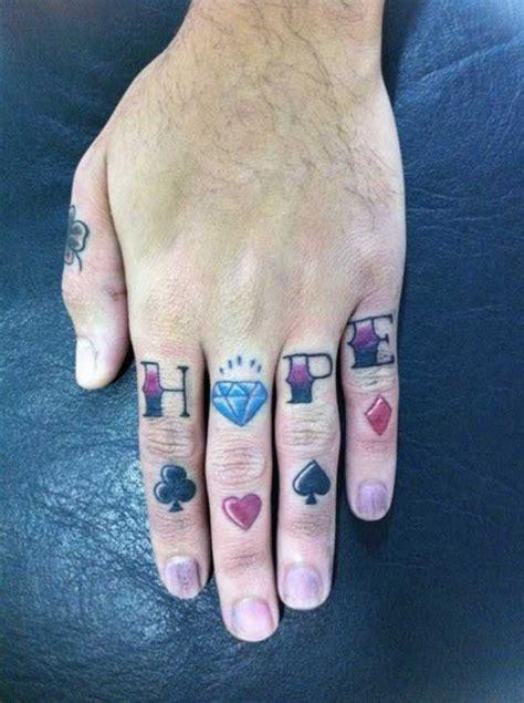 beautiful finger tattoo designs  odd stuff magazine