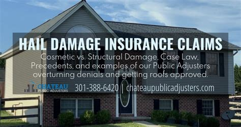 chateau blog public adjusters property damage insurance
