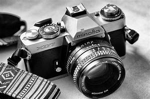 Shooting With Another Classic From Minolta