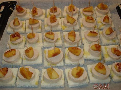canap pour ap ritif canapé boudin blanc pomme reinette à lire