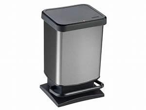 Meuble Poubelle Cuisine : poubelle cuisine 20 l paso vente de poubelle de cuisine ~ Dallasstarsshop.com Idées de Décoration