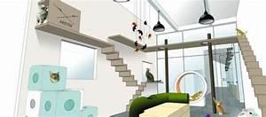 Hotel Pour Chien : le premier h tel tout confort pour chats ~ Nature-et-papiers.com Idées de Décoration