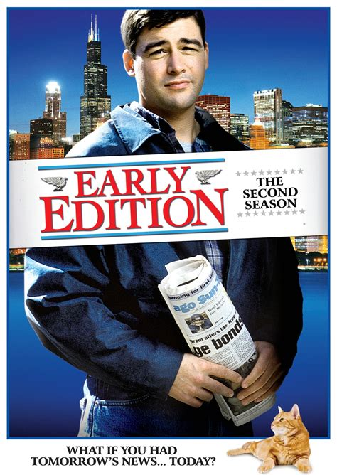 Early Edition DVD Release Date