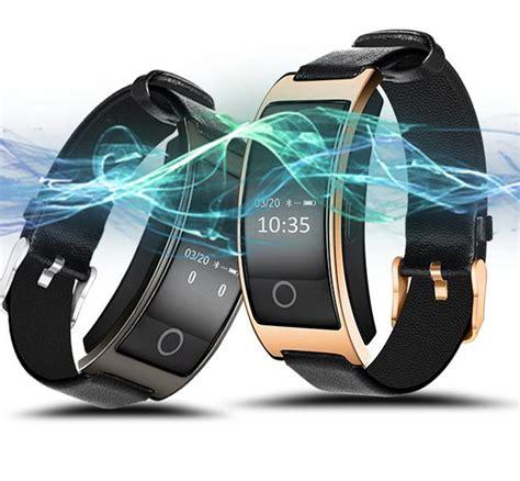 CK11S Wristband Blood Pressure Watch Blood Oxygen Heart