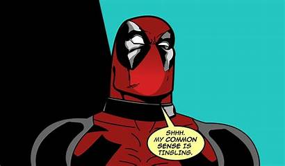 Deadpool Sense Common Decided Yet Rating Comic