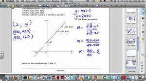 aqa unit  maths gcse november   paper solutions