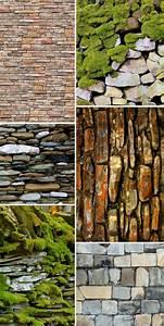 Found, Patterns, Stone, Walls
