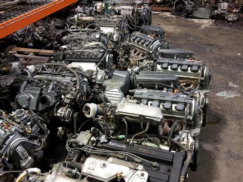 rebuilt japanese engines  houston