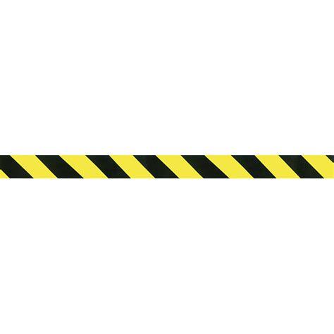 absperrband gelb schwarz pvc warnband gelb schwarz gestreift storopack