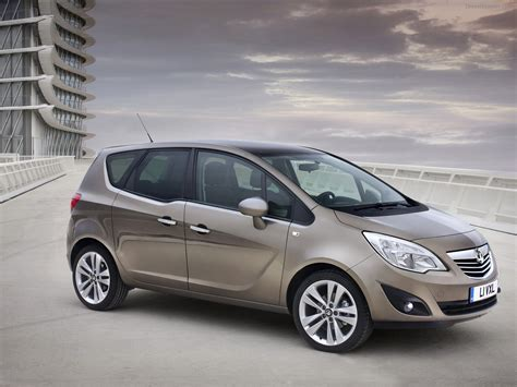 Vauxhall Meriva 2011 Exotic Car Picture 01 Of 10 Diesel