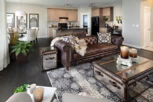 livingroom calgary 格好よさに憧れる モダンな革ソファの厳選インテリアコーディネート43選