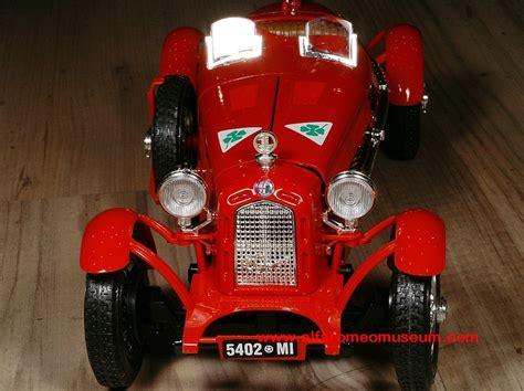 alfa romeo model car museum    monza