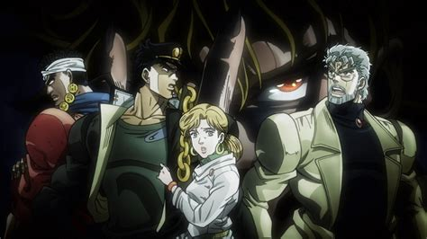 Adventure Quest Anime Characters Jojo Wallpapers And Review Jojo S Adventure Stardust Crusaders