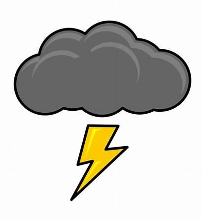 Clip Clipart Thunderstorm Thunder Storm Cloud Highlights