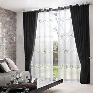 Vorhang Ideen Für Wohnzimmer : wohnzimmer gardinen ~ Michelbontemps.com Haus und Dekorationen