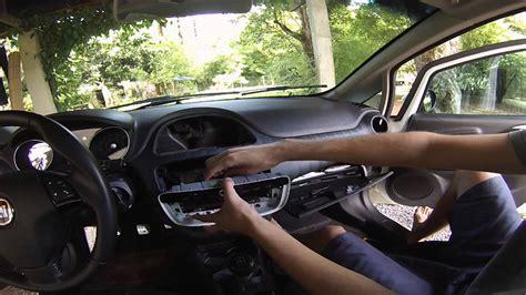 volante punto sporting como desmontar o painel do punto
