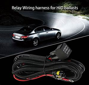 Best Hid Wiring Harness Fuse  February 2020   U2605 Top Value