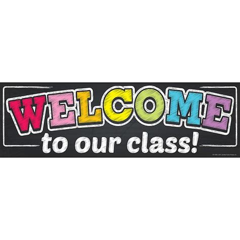 Find the Top Notch Teacher Products Chalk Magnetic Welcome