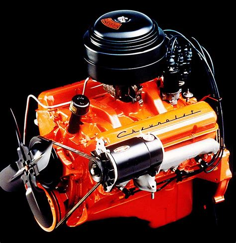 Small Block Chevy Engine by Engine History Made 100 000 000 Small Block Chevy Engines
