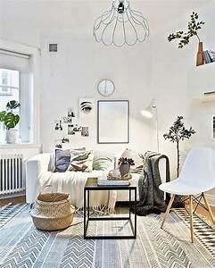 Petit Salon Cosy : un canap pour ma d co scandinave shake my blog ~ Melissatoandfro.com Idées de Décoration
