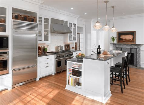 kitchen designs with islands and bars 30 attractive kitchen island designs for remodeling your
