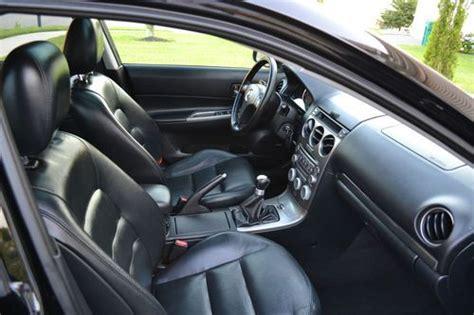 buy car manuals 2004 mazda mazda6 security system sell used 2004 mazda 6 s 4 door sedan low miles v6 5 speed manual sport luxury package in old