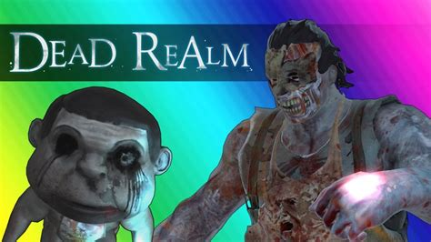Dead Realm Funny Moments  New Playhouse Map! Inthefame