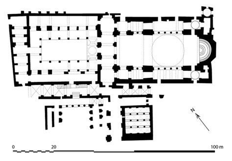 Hagia Floor Plan Dimensions by File Constantinople Hagia Eirene Png Wikimedia Commons