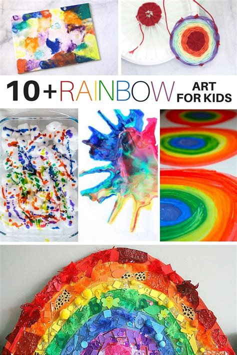 259 best rainbow crafts amp activities images on 420 | cd96c6d06203e3f6a8e47ca9b6def32c art activities for kids preschool ideas