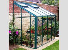 Robinsons LeanTo Greenhouse