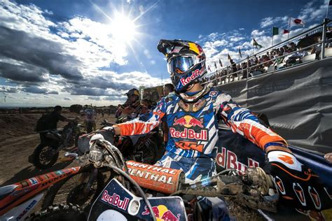red motocross marvin musquin training for ama s motocross season