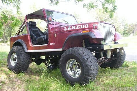 mikecj  jeep cj specs  modification info