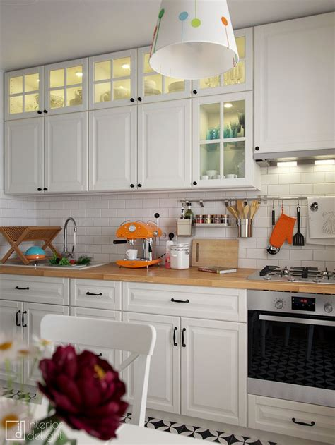 cuisine ikea bodbyn ikea metod bodbyn white ikea cupboard