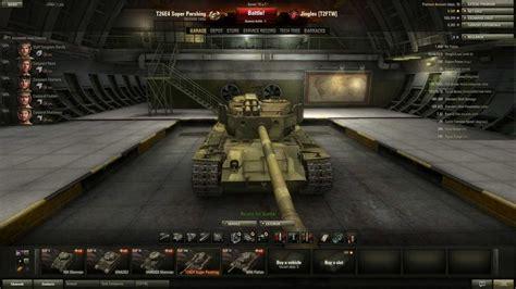 world  tanks te super pershing tier  premium
