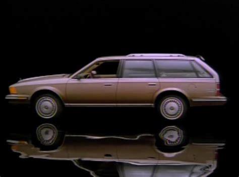 buick station wagons manufacturer promo