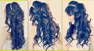 Prom Hairstyles Down For Long Hair Haircuts