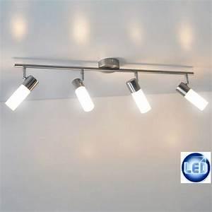 Led Leuchten G9 : led deckenleuchte briloner prisma leuchten 55202001 mit 4x 5w g9 led ~ Markanthonyermac.com Haus und Dekorationen