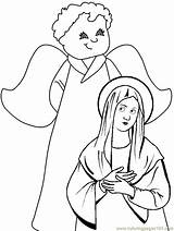 Jesus Coloring Nativity Christmas Story Pages Printable Luke Bible Coloringpages101 Pdf Inspirational King Quotes sketch template