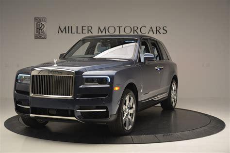 Rolls Royce 2019 : New 2019 Rolls-royce Cullinan **taking Orders Now